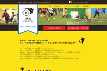 一般財団法人 日本介護フットサル協会2