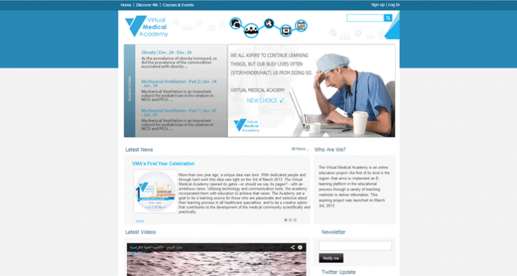 Virtual-Medical-Academy